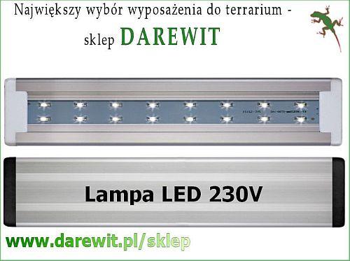 Belka LED 9W AquaLED