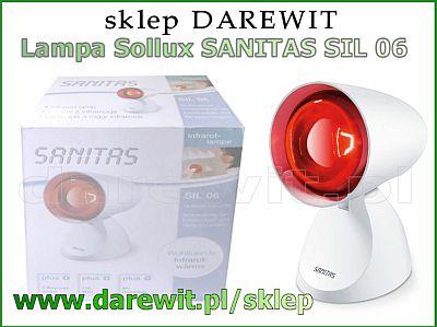 lampa Sanitas Sollux