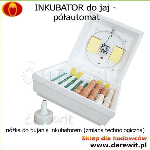 kwoczka 3 inkubator półautomat - darewit