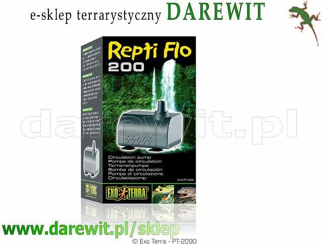 pompa do wodospadów i kaskad Exo Terra - sklep darewit
