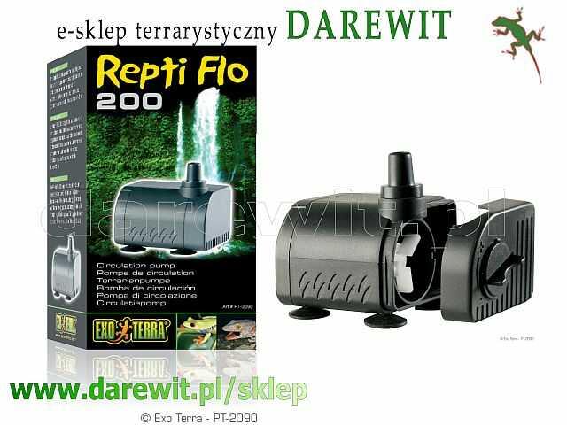 Repti flo 200 Exo Terra do wodospadu Exo Terra - sklep darewit