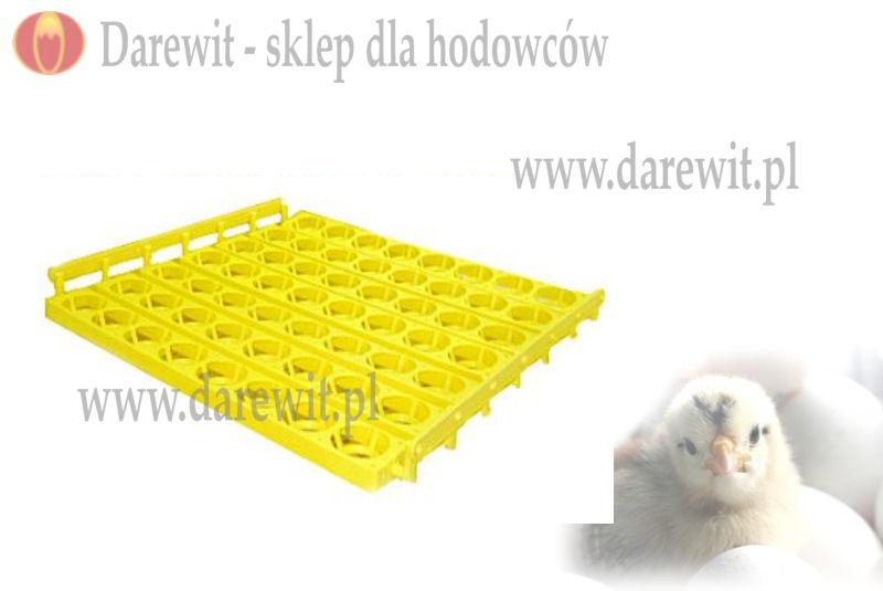 taca obrotowa do jaj - inkubator - darewit