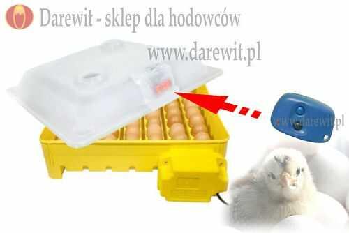 Automatyczny inkubator do jaj drobiu - darewit