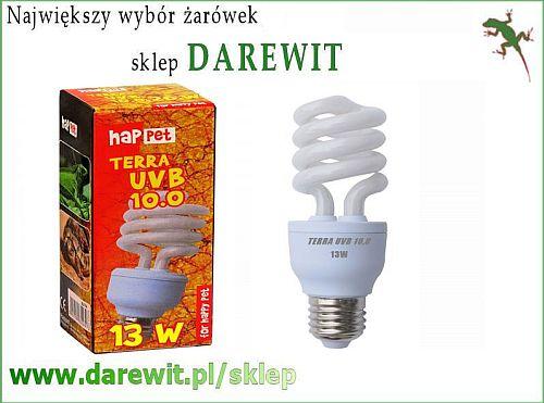 świetlówka TERRA UVB 10,0  13W