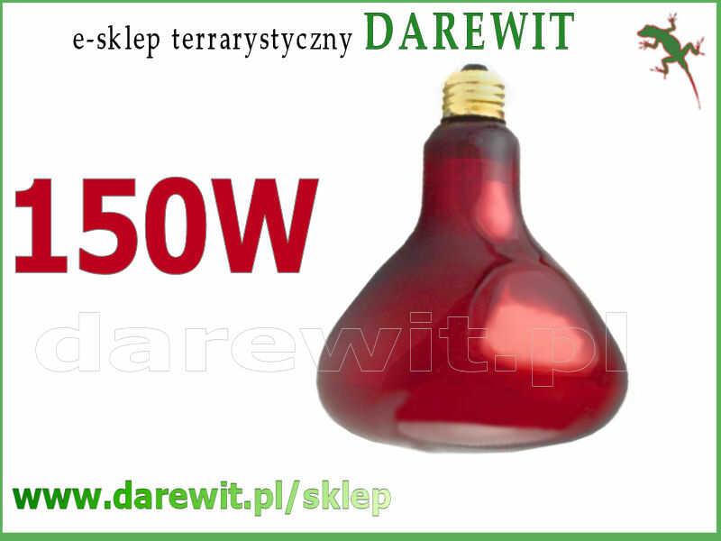 żarówk grzewcza hodowlana, promiennik Infrared -sklep darewit Warszawa