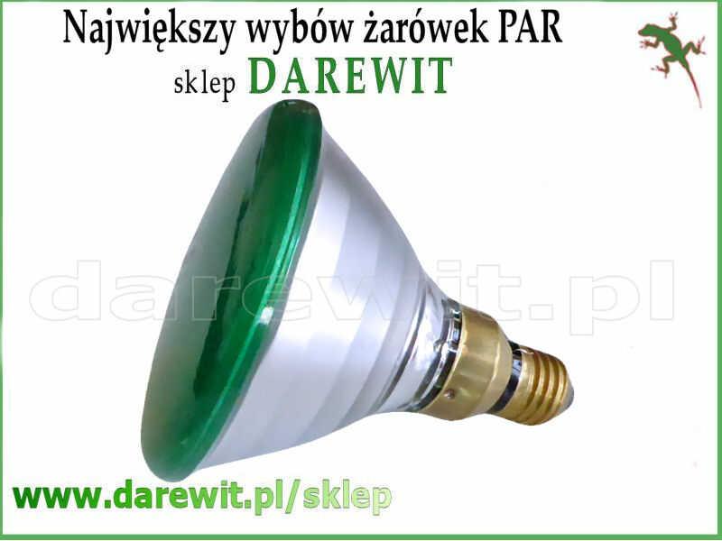 chromoterapia - zielona żarówka - darewit Warszawa