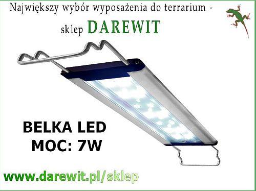 belka oświetleniowa 7W