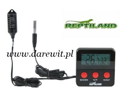higrometr z termometrem