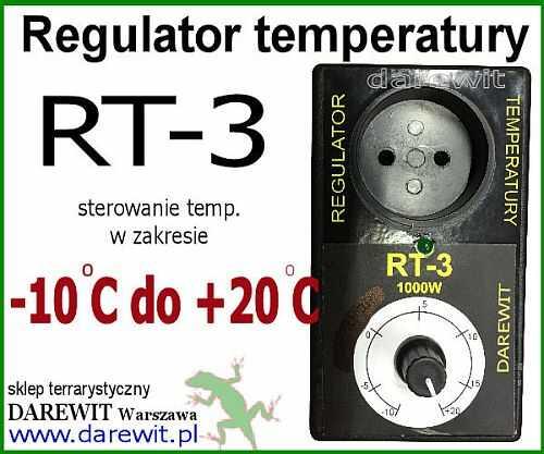 Sterownik temperatury RT3 Tomar - sklep darewit
